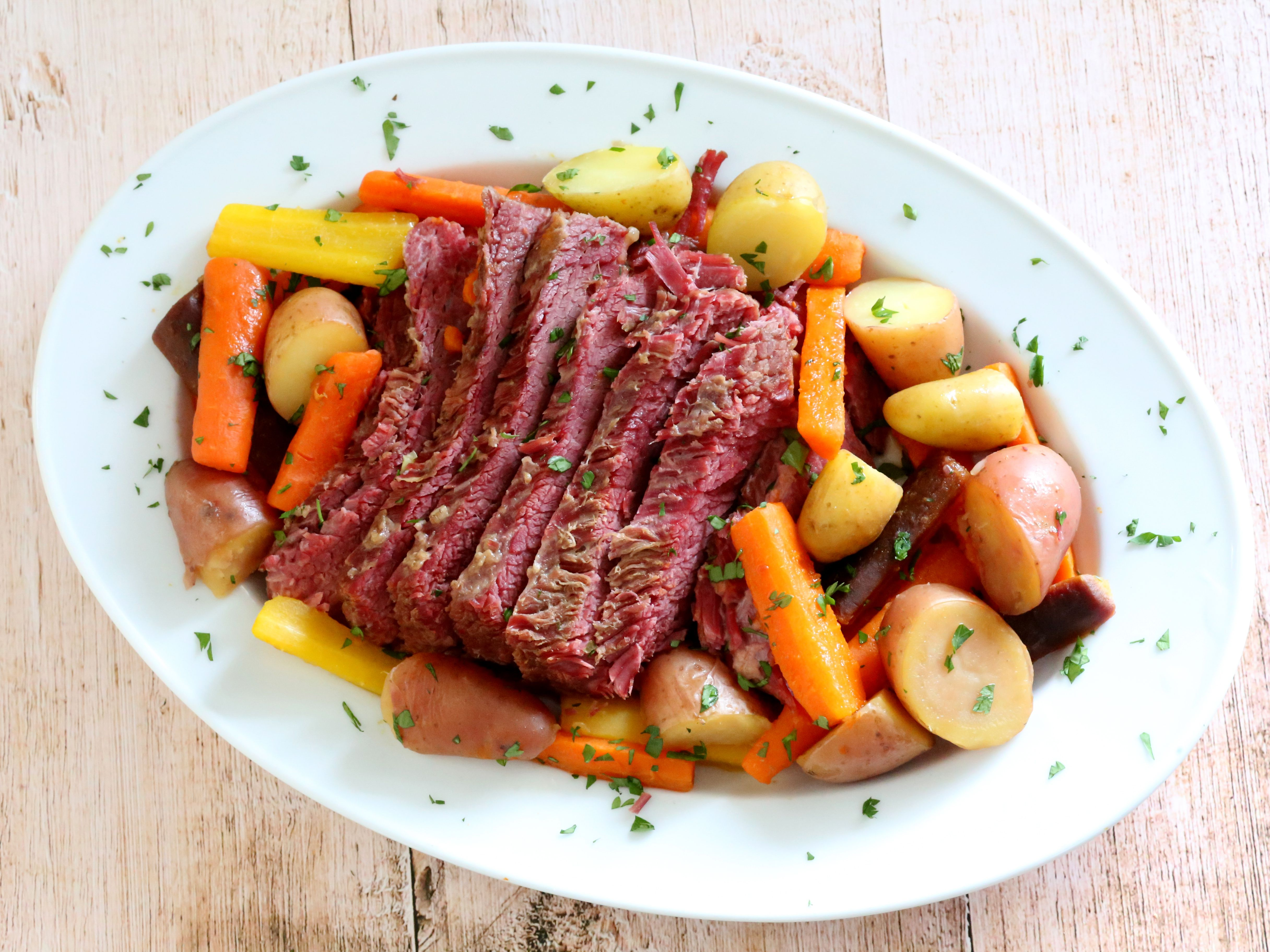 Corned Beef and Cabbage Recipes