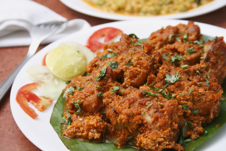 Chicken Sukka (Sukha): Dry Chicken Curry