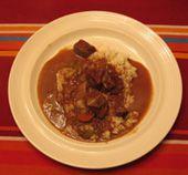 Estofado de Rez a la Catalana - Catalan Beef Stew