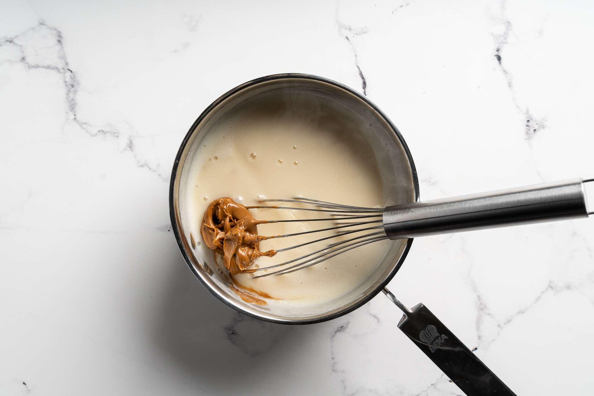 Biscoff Cookie Pudding Parfait