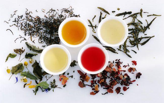 Black tea or Green tea