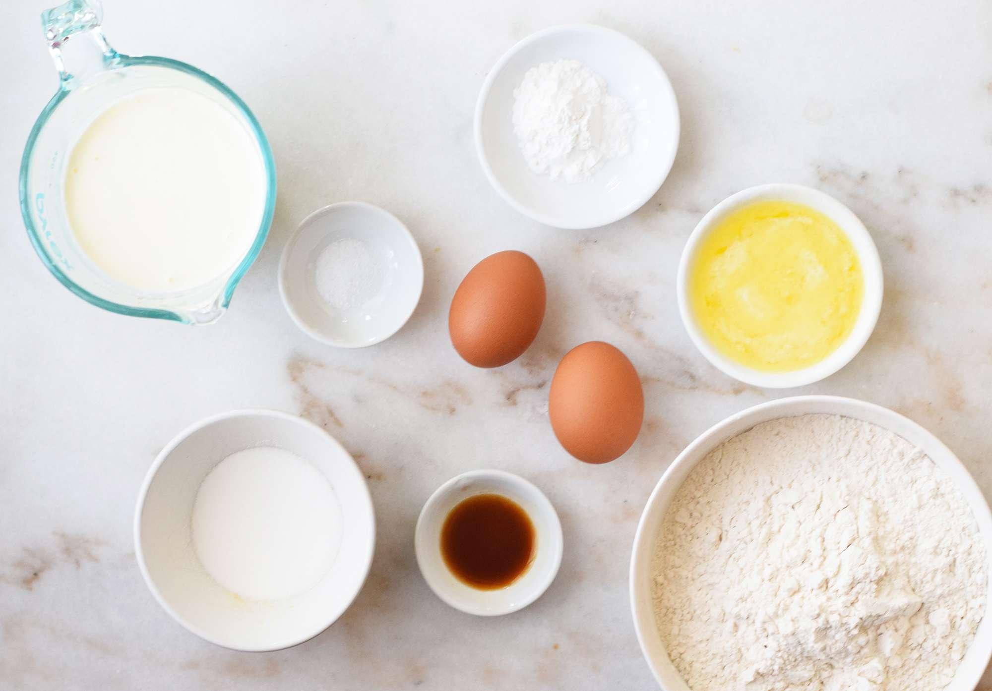 ingredients for instant pot pancake