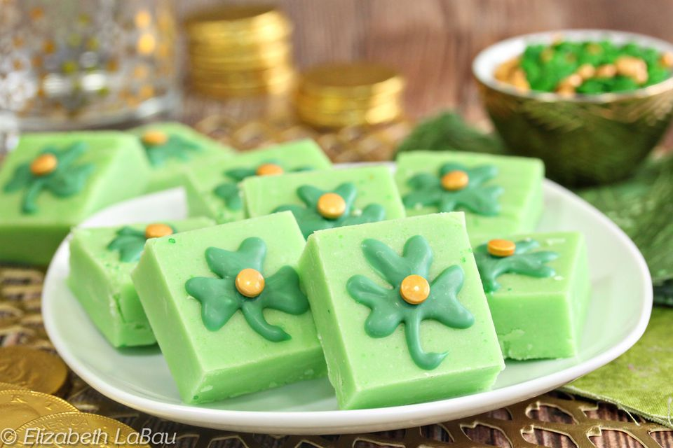 Shamrock Fudge