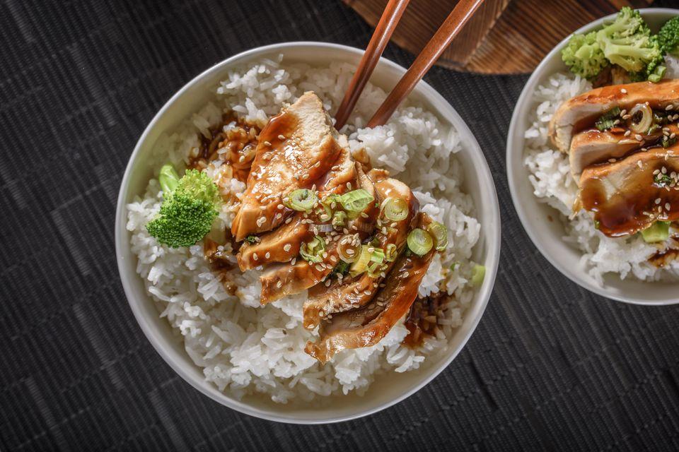 Cantonese chicken
