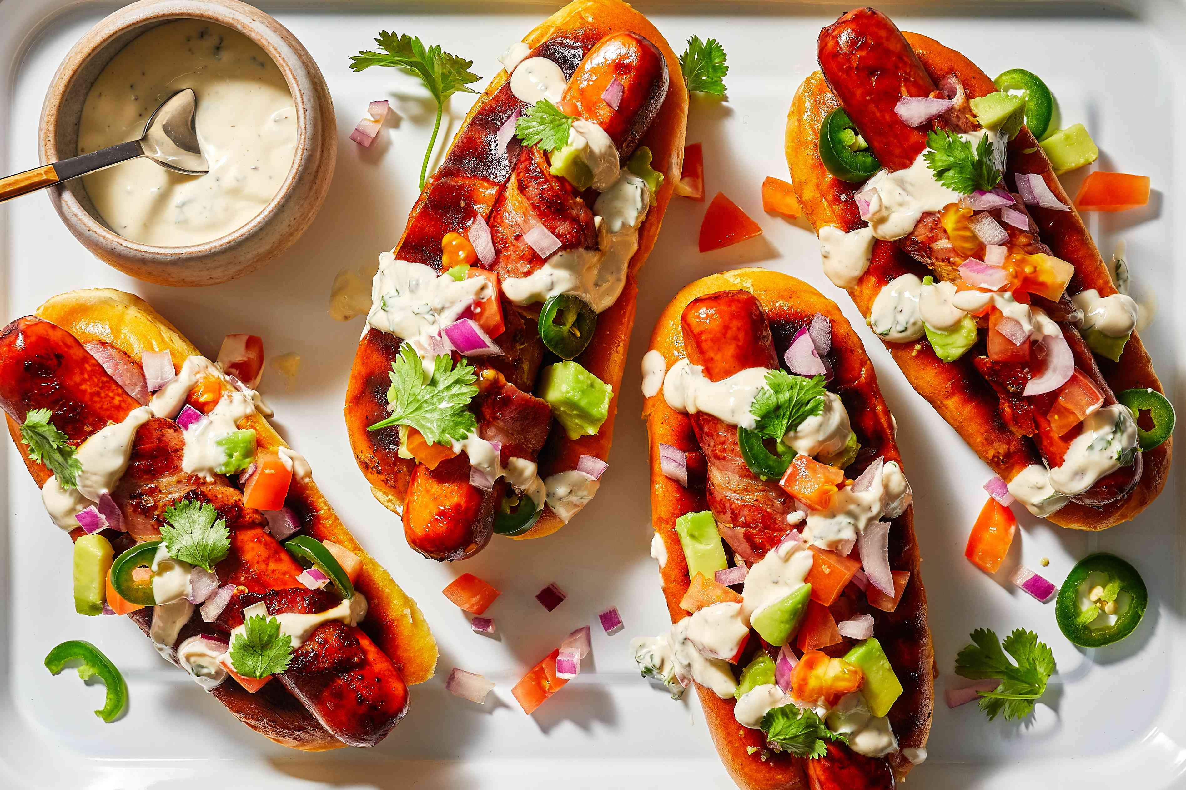 Sonoran Hot Dog
