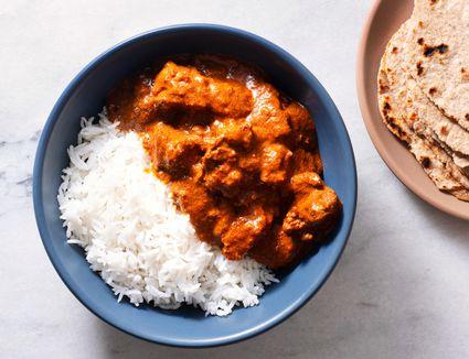 Chicken Curry With Cream (Shahi Murgh)