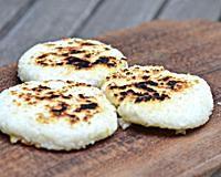 Arepas tradicionales de Hominy - Arepas de Maiz Peto