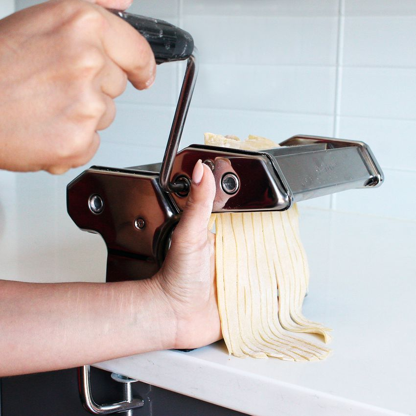 CucinaPro Classic Pasta Maker Deluxe Set