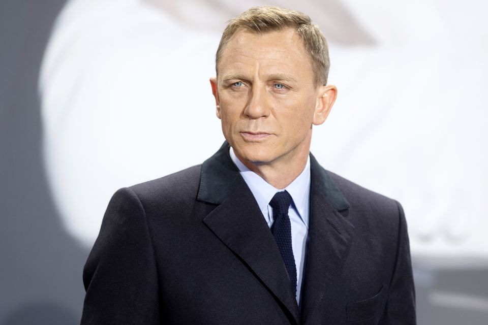 Daniel Craig - German premiere of 'Spectre'