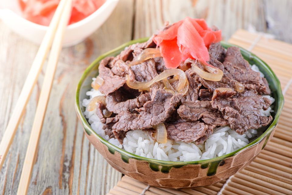 Gyudon recipe
