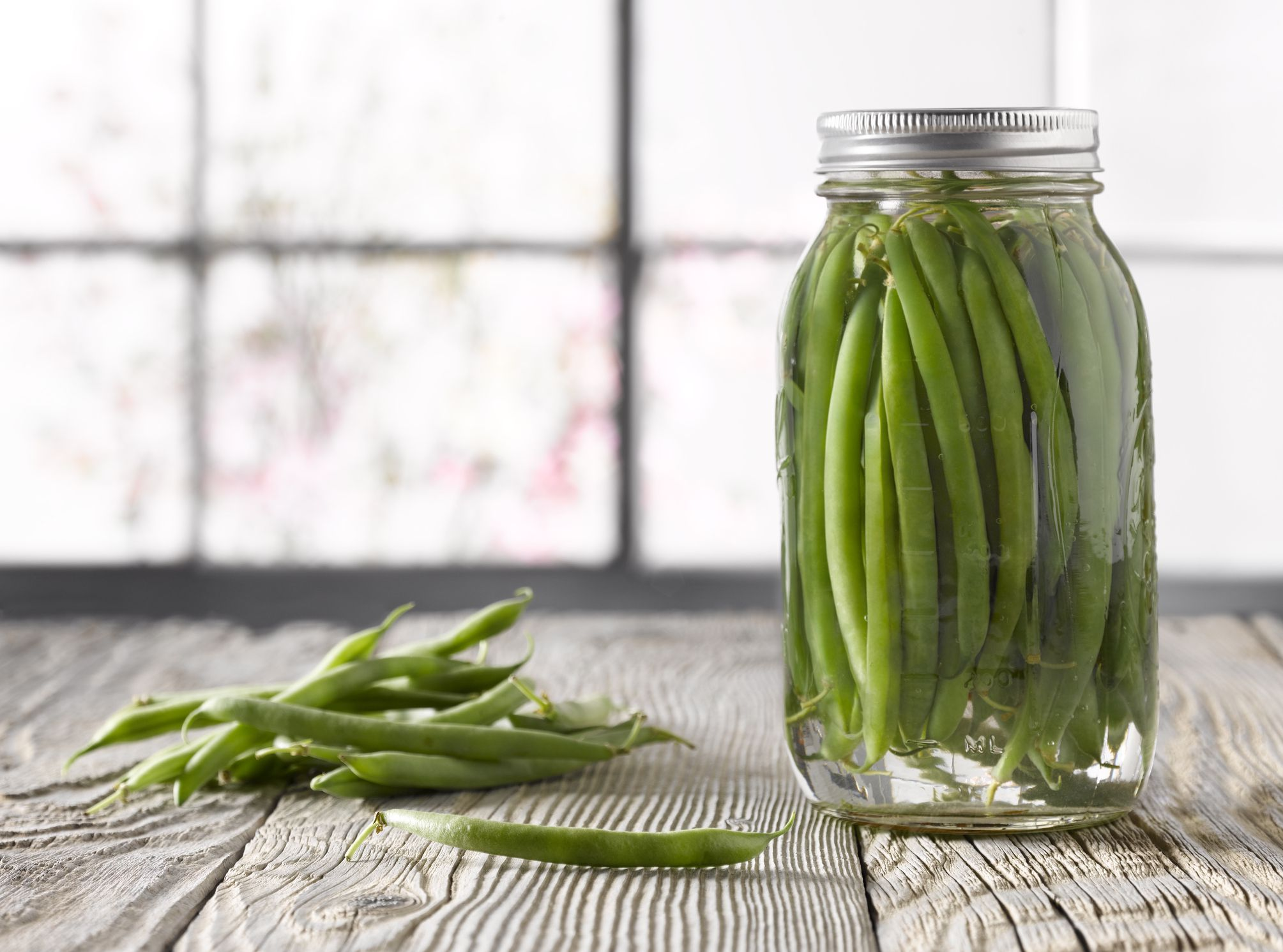 It is a Cinch to Turn Fresh Green Beans Into Snappy Pickles