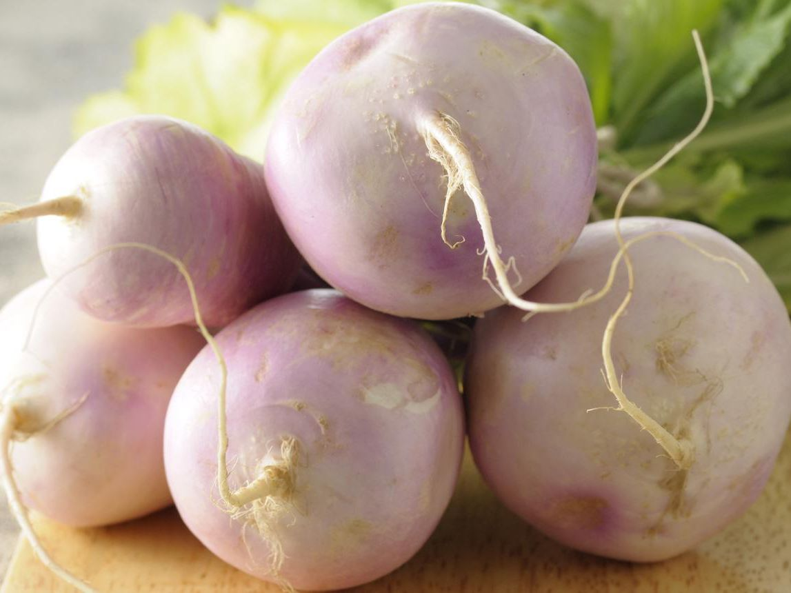 What Are Turnips