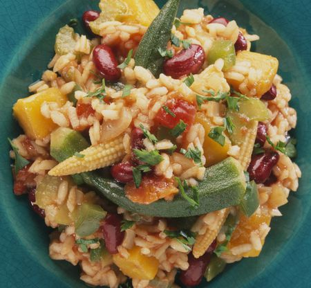 Vegetarian Jambalaya Recipe