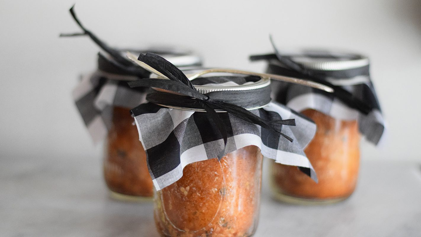 How To Bake Cakes In Canning Jars