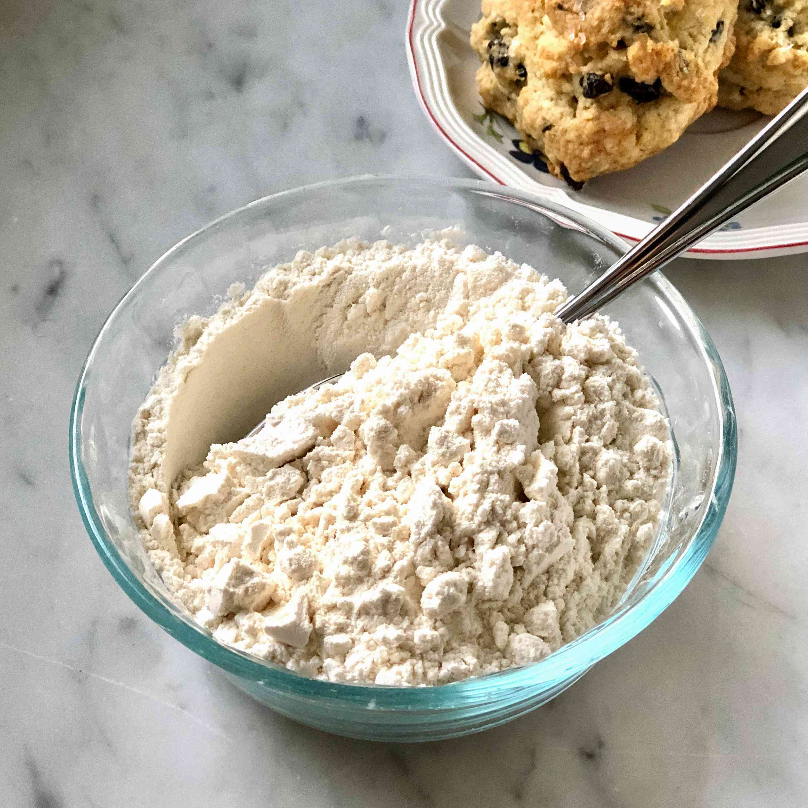 How to Make Self-Rising Flour Tester Image