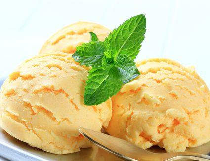 Lucuma ice cream