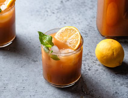 Southern Style Sweet Fruit Tea Three Ways