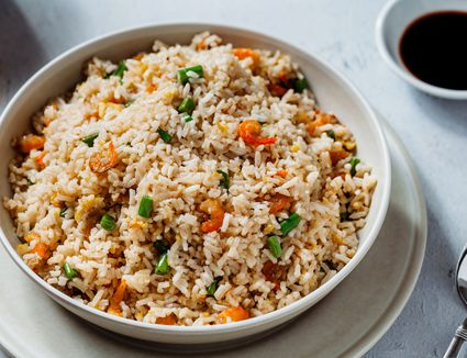 Malaysian Fried Rice With Shrimp or Belacan Recipe