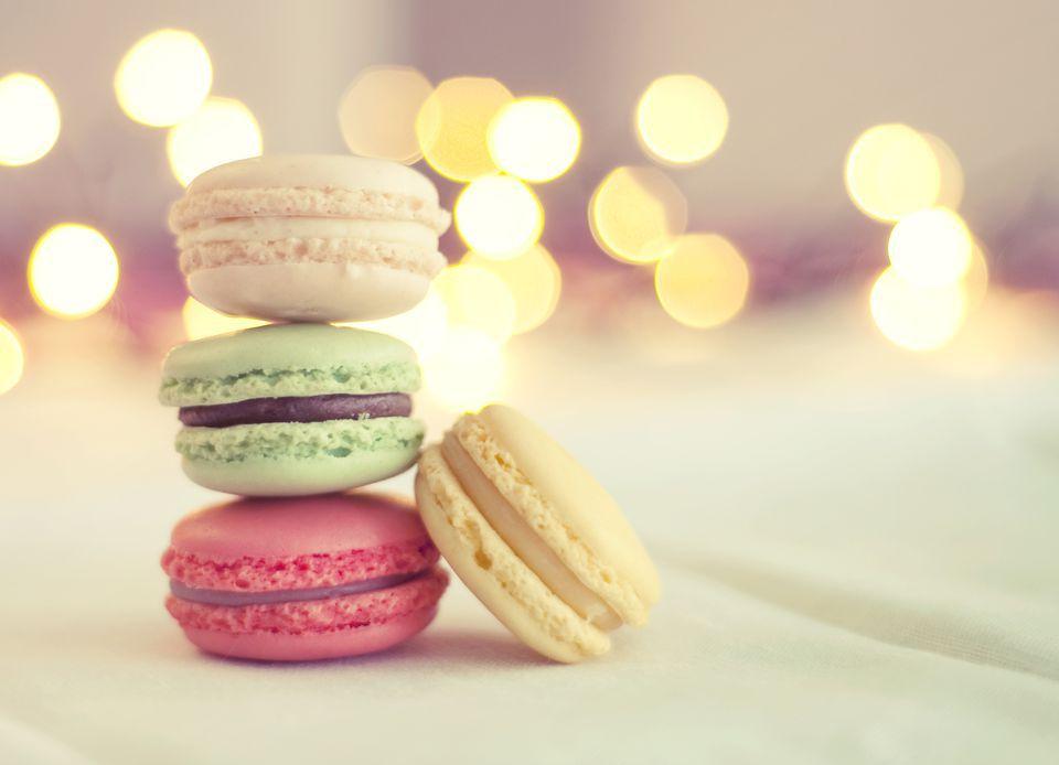 Gluten-Free Macarons