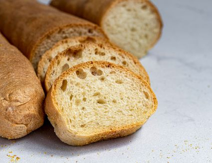 Bread Machine Crusty French Bread