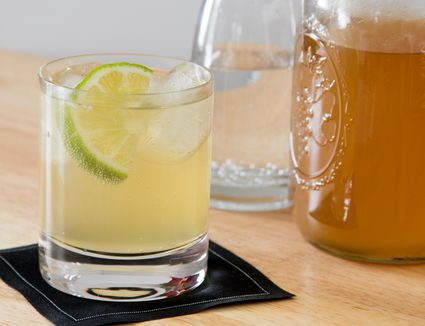Homemade Tonic Syrup Without Cinchona