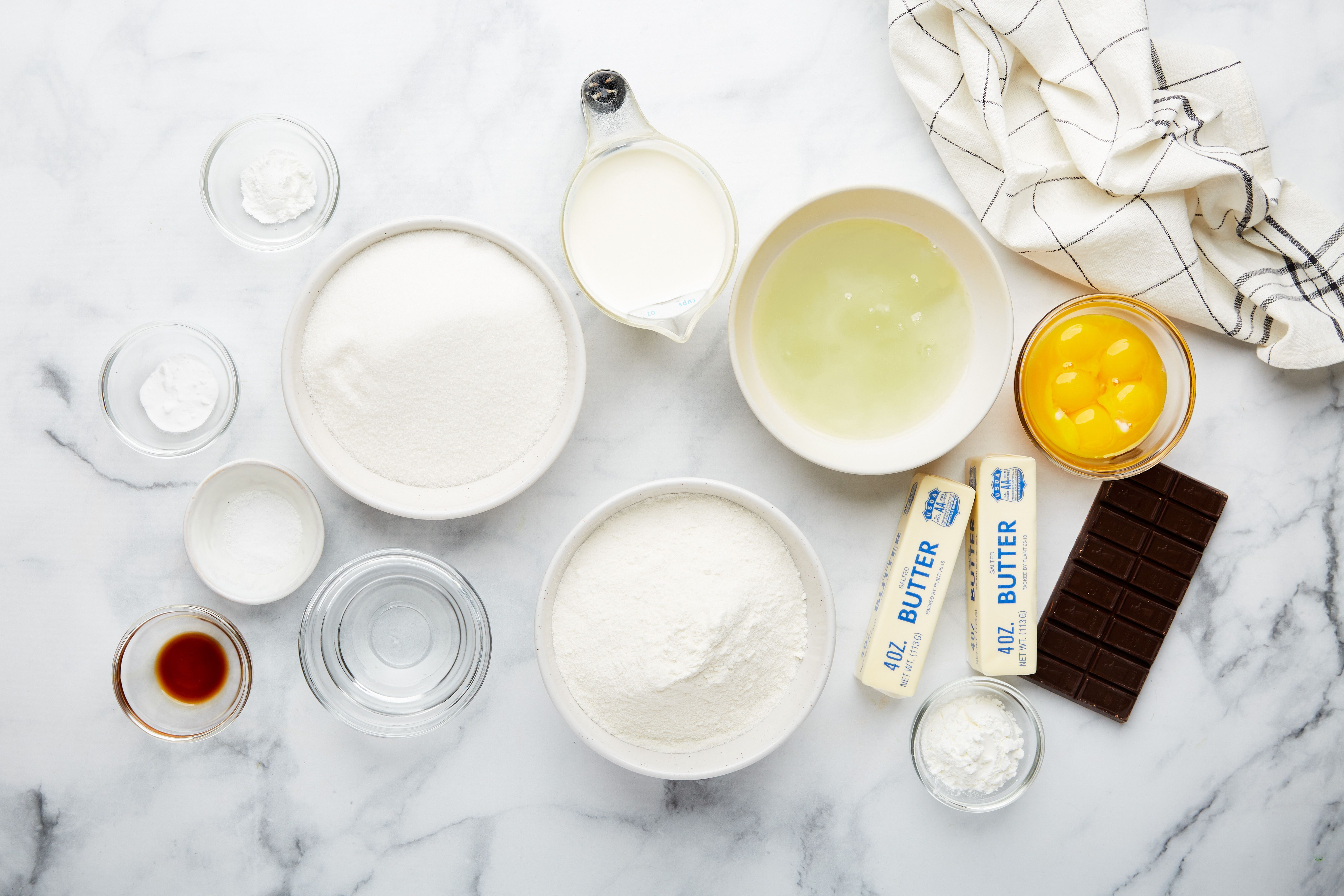 The Ultimate Guide to Ingredient Substitutions and Equivalents