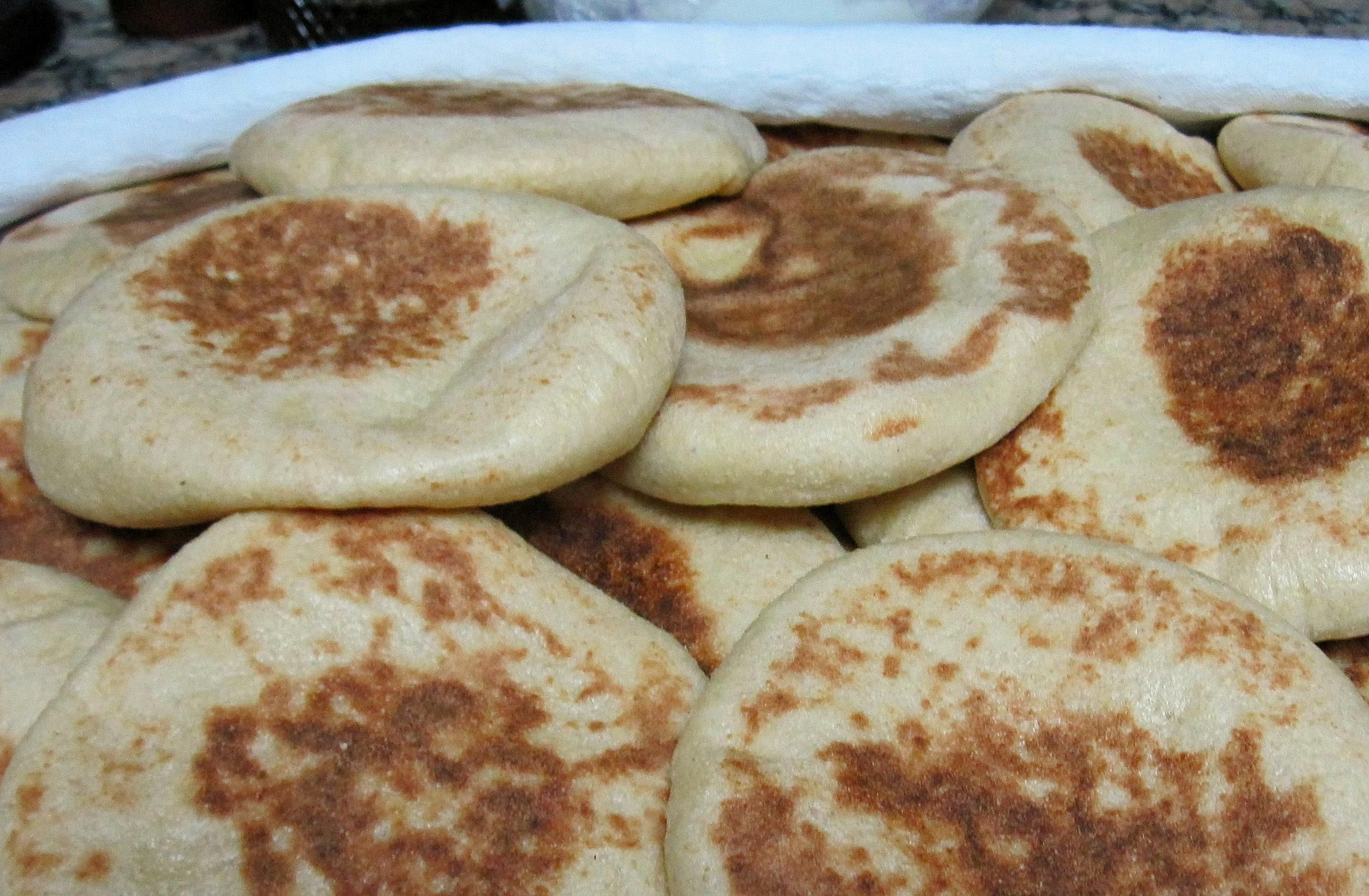 Five Moroccan Breads That You Can Cook on the Stove