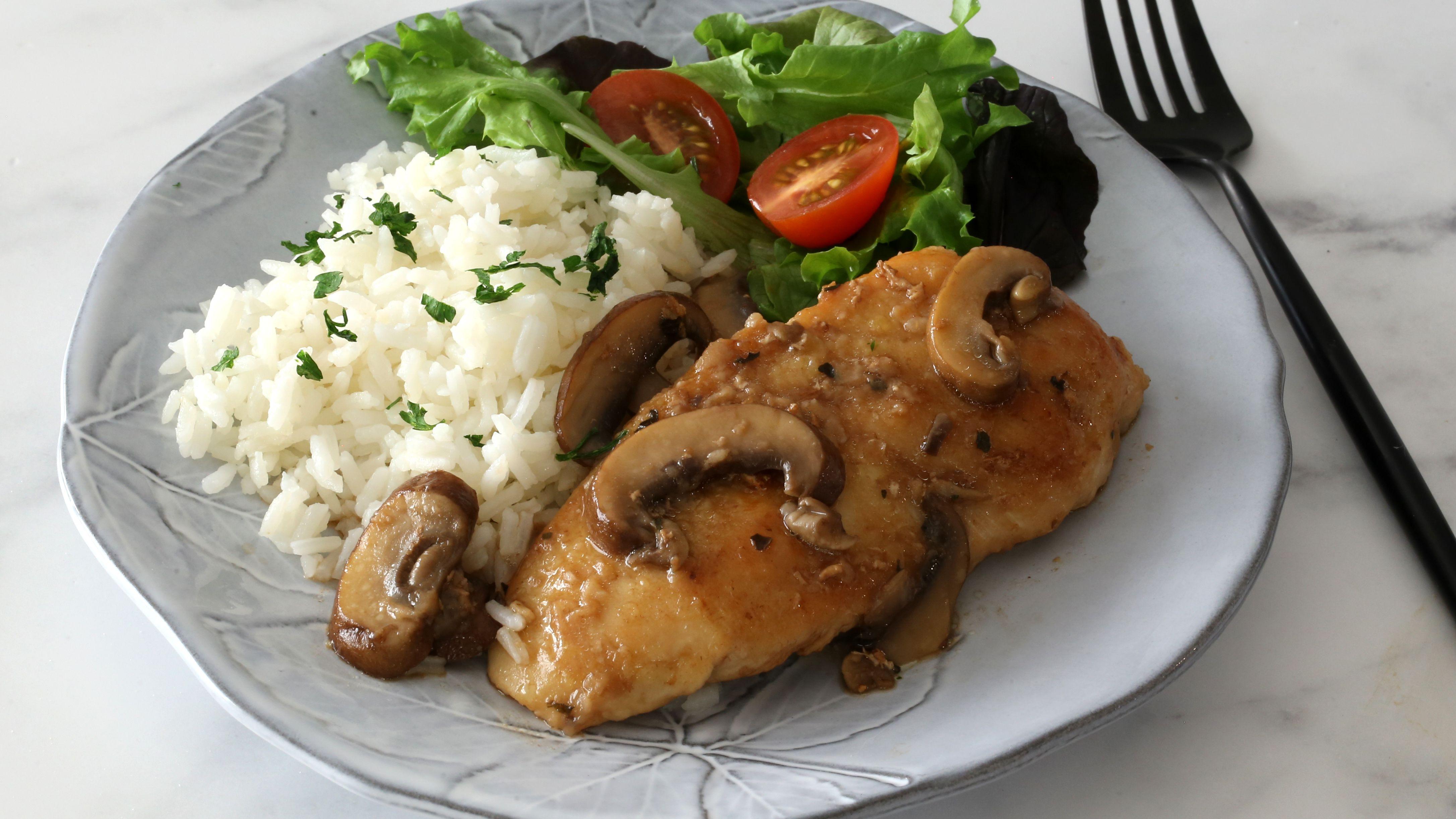 Chicken Marsala Recipe Without Cream