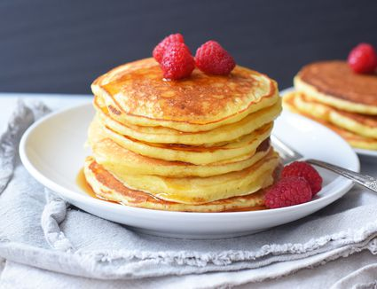 Sourdough Pancakes
