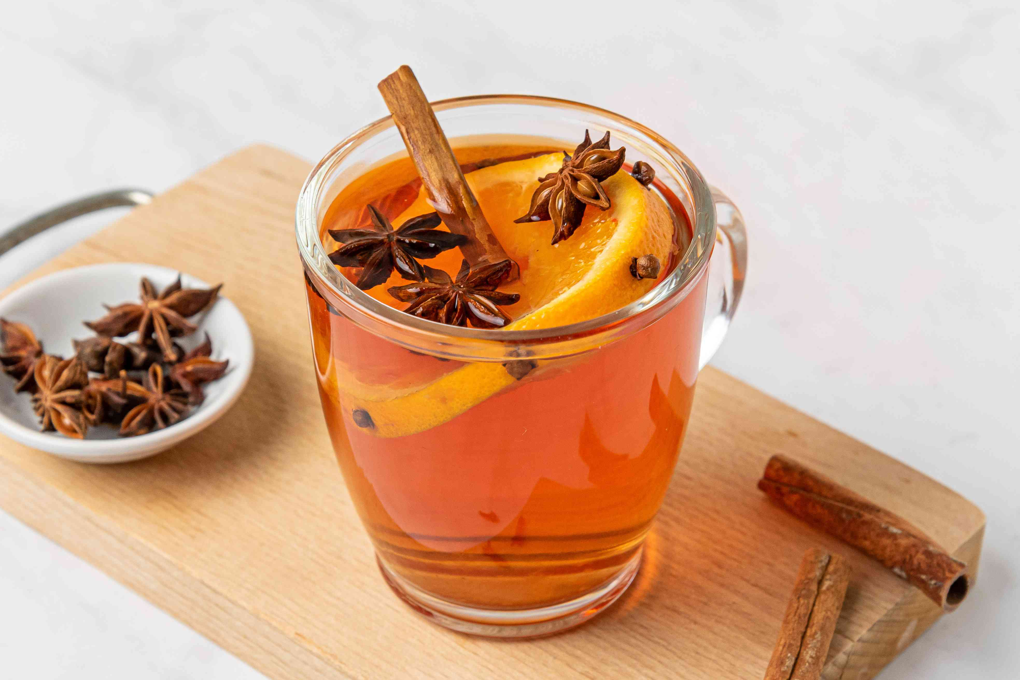 Rum Apple Cider Wassail