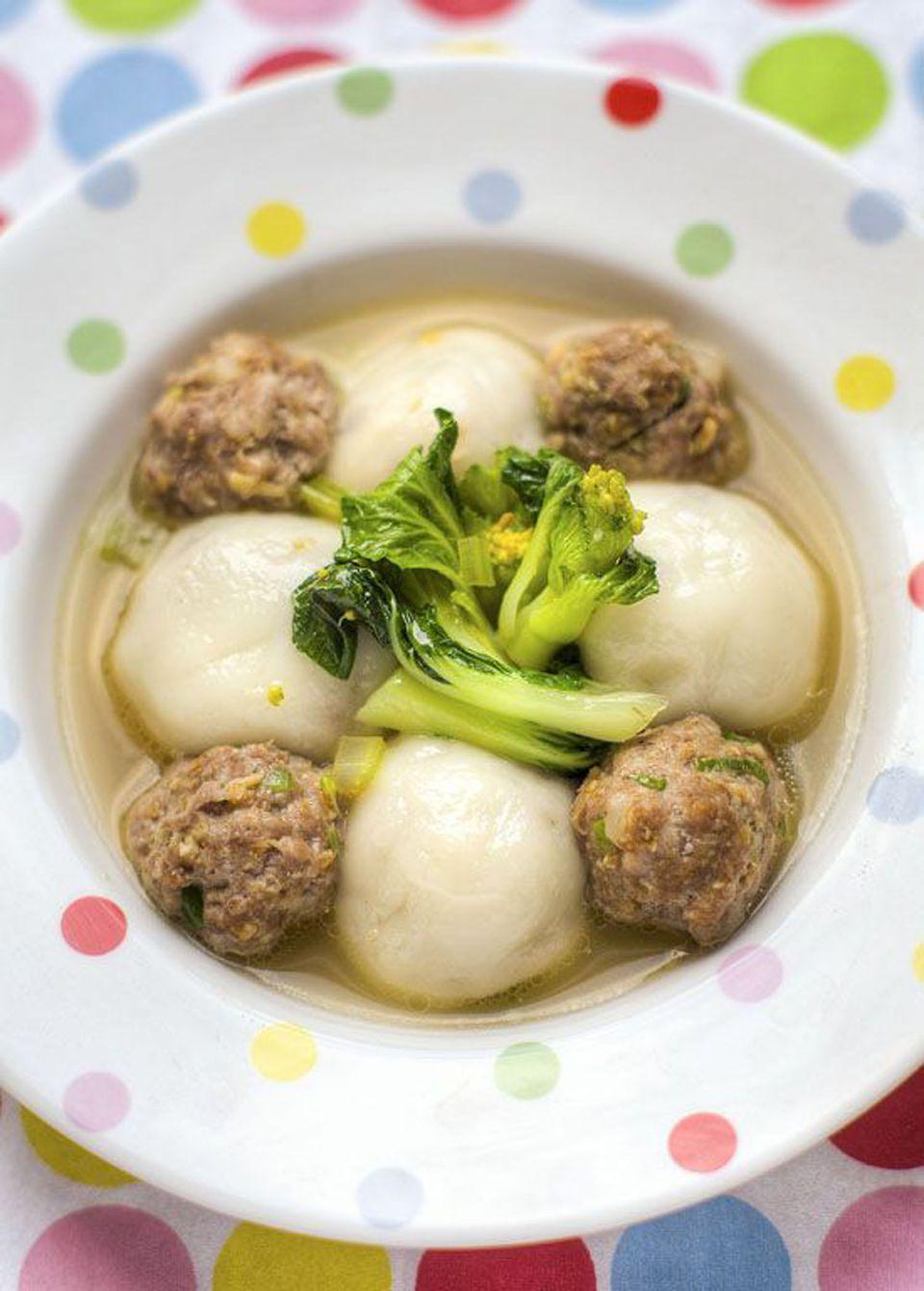 Tangyuan Soup