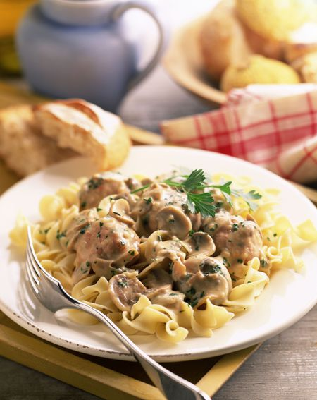 Kid Friendly Beef Stroganoff Recipe
