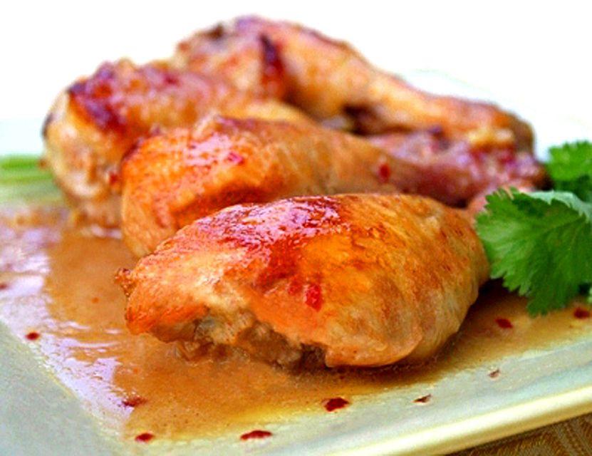 Thai Baked Lemon Chicken
