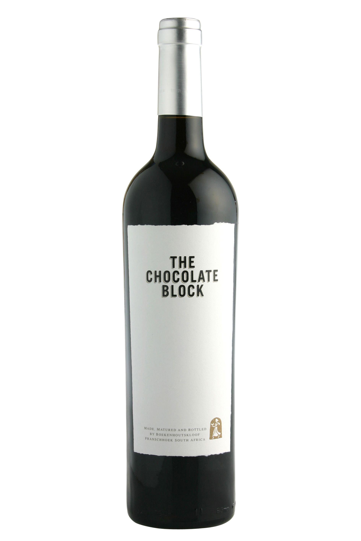 Boekenhoutskloof The Chocolate Block Red Wine