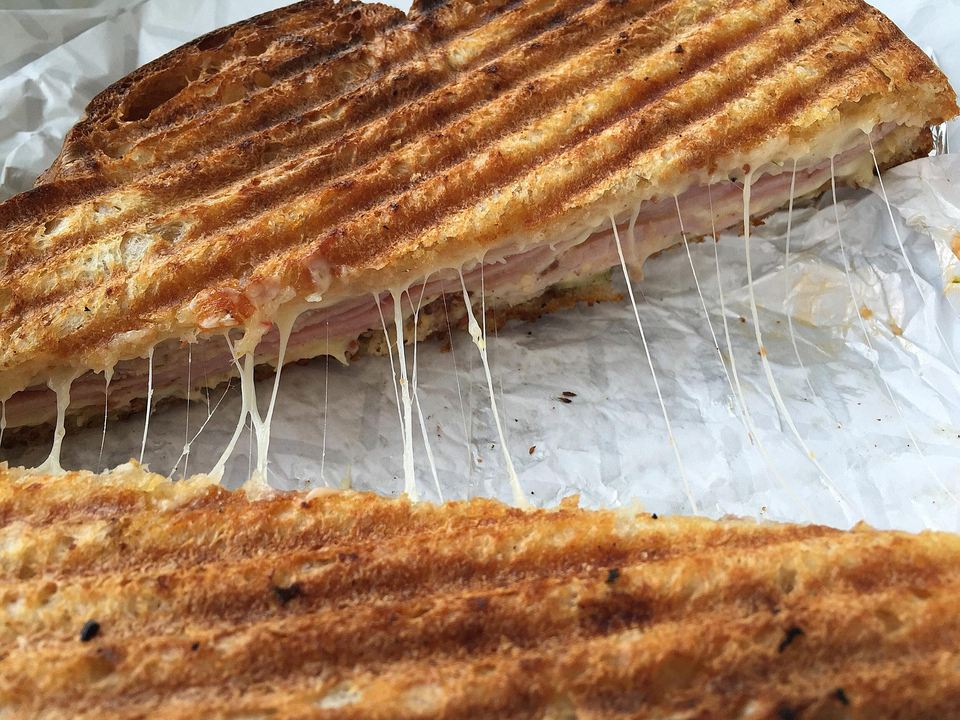 Grilled New Cuban Sandwich