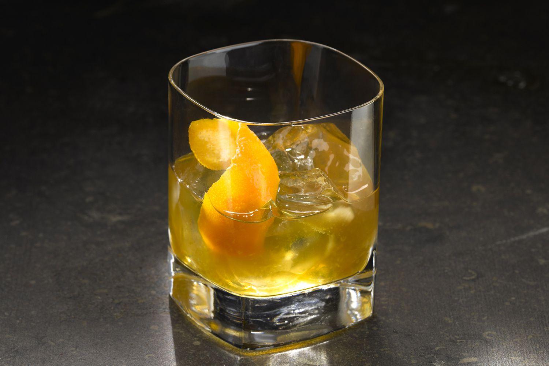 Scotch Sour Cocktail