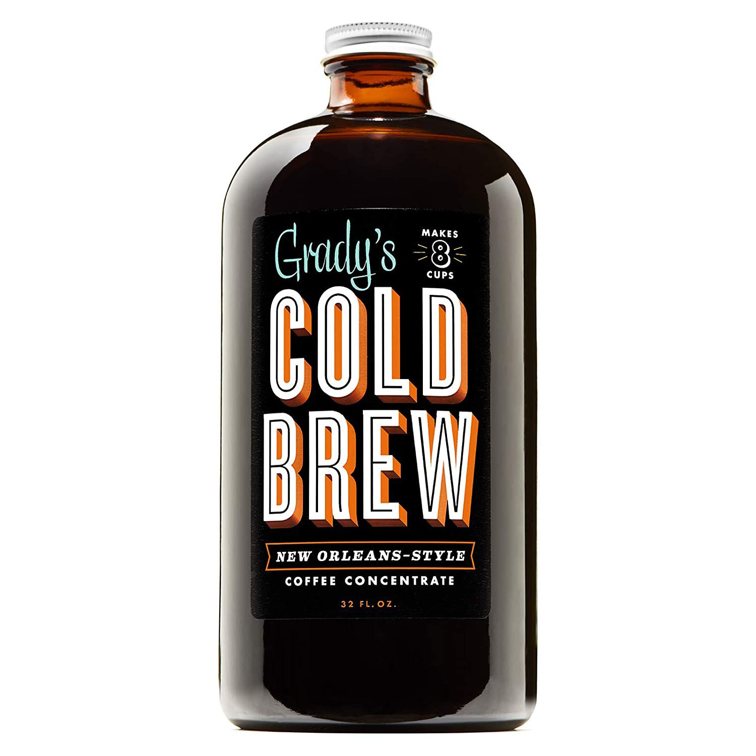Grady's Cold Brew New Orleans-Style Coffee Concentrate
