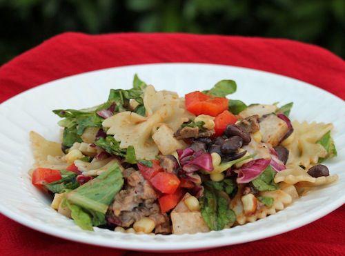 Southwestern Steak Pasta Salad