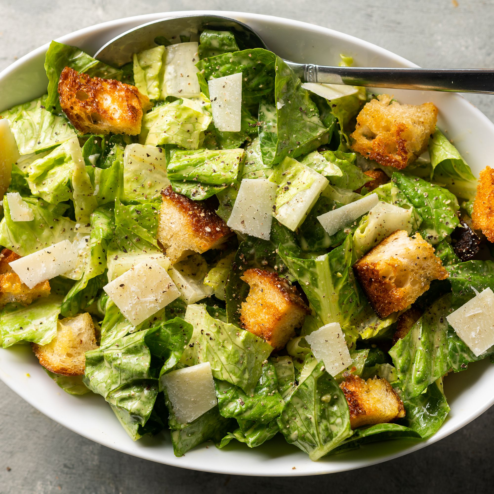 Caesar Salad Recipe Kosher