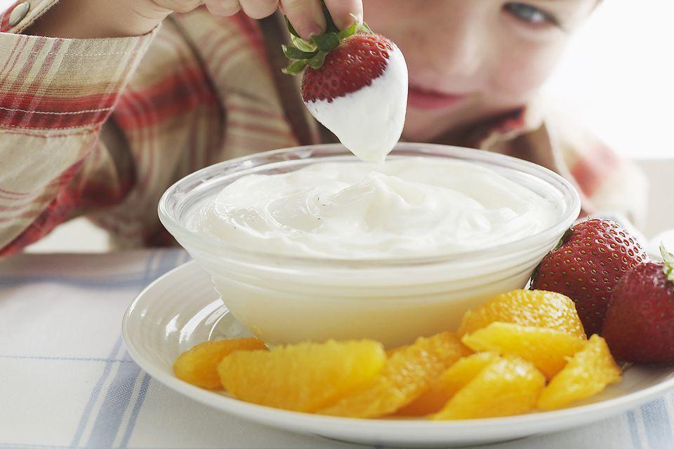 Yogurt Dip for Fruit