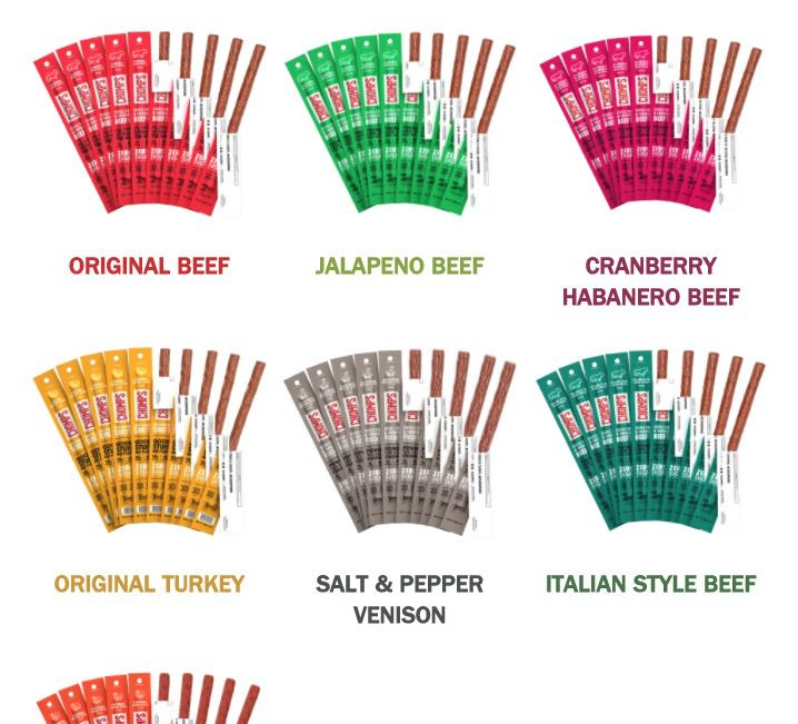 Chomps Meat Sticks Custom Variety Pack