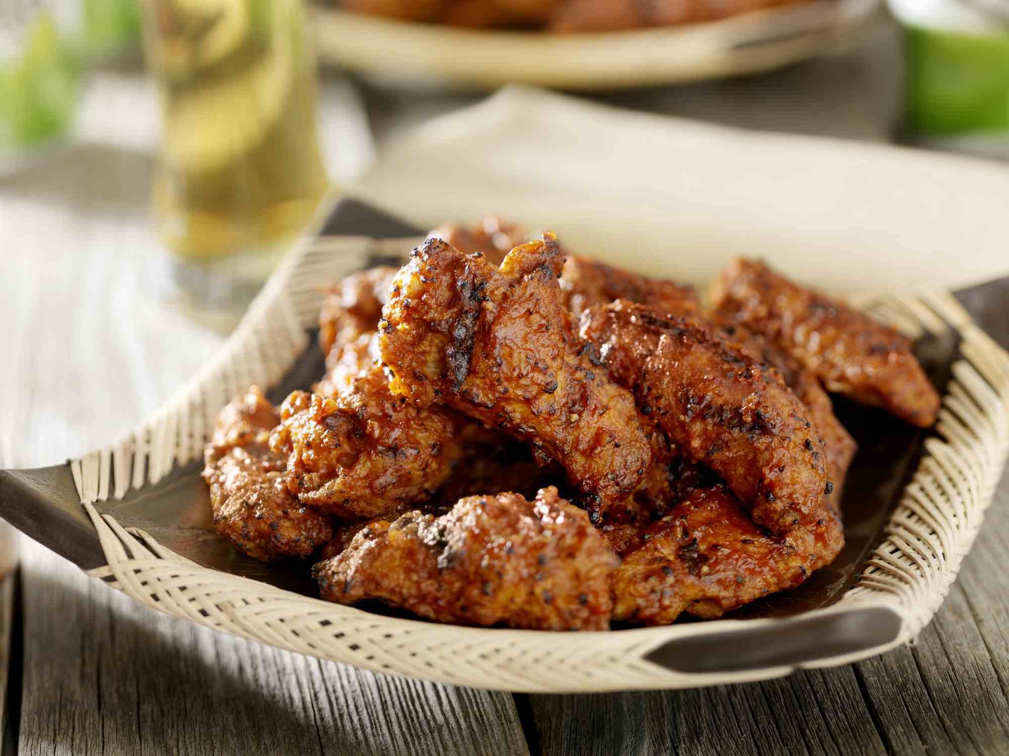Cornell barbecue chicken sauce