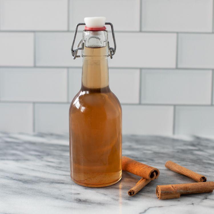 Cinnamon Simple Syrup Recipe Test