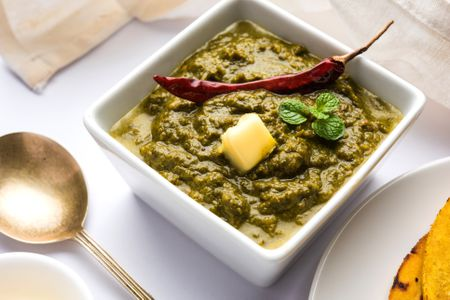 Punjabi sarson ka saag recipe forumfinder Choice Image
