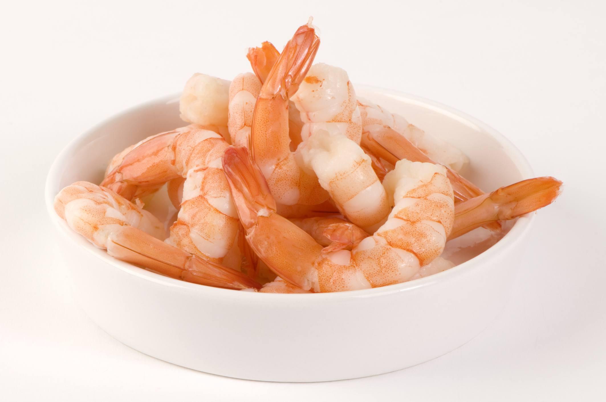 Cooked Ebi (Shrimp)