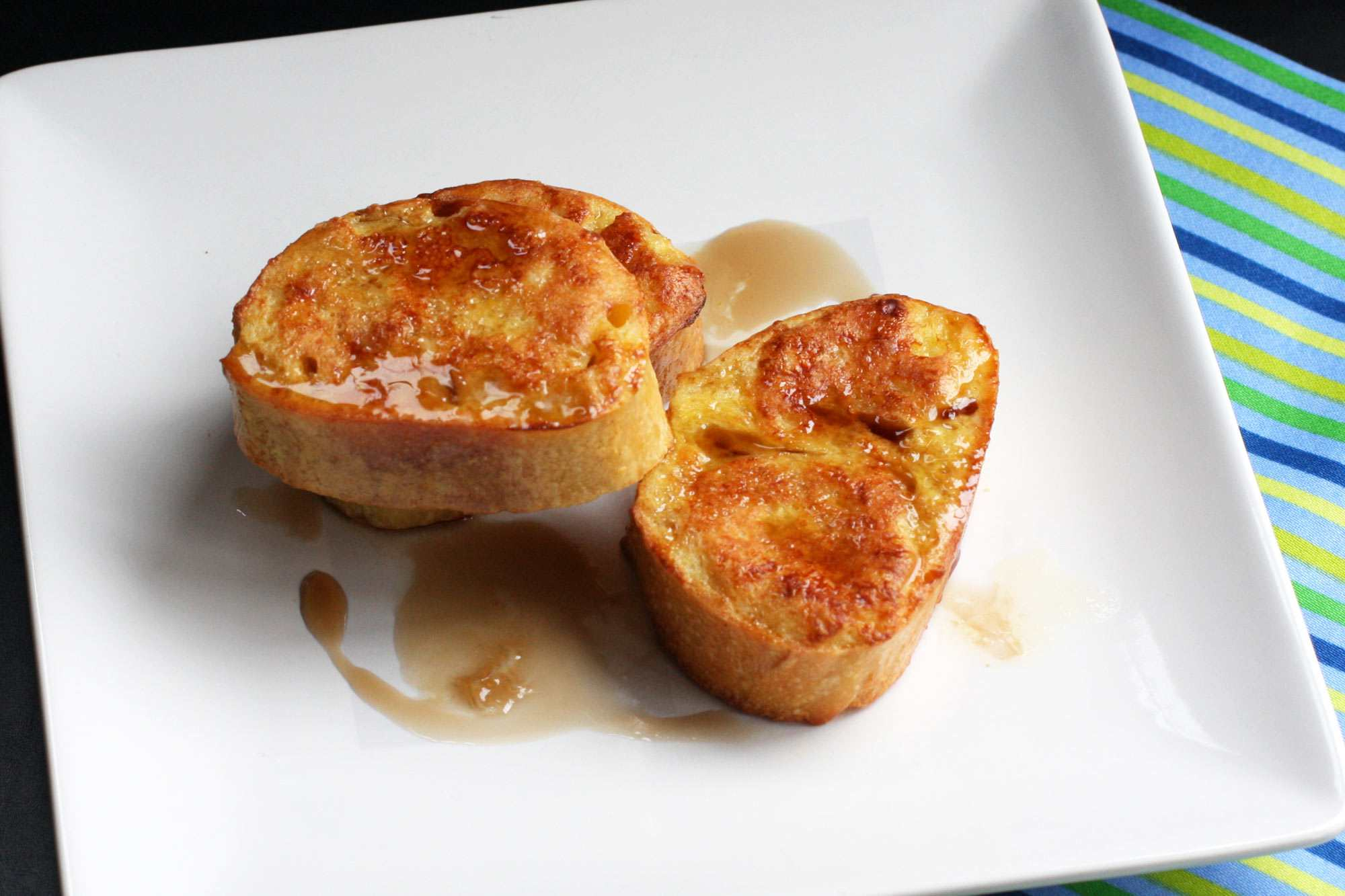 Lost Bread - Pain Perdu - Cajun French Toast