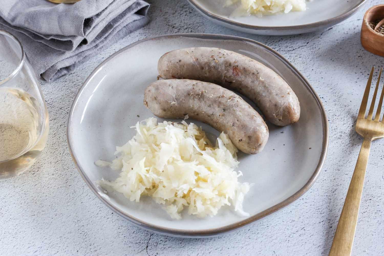 Slovak potato sausage recipe