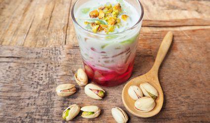 Falooda Indian dessert