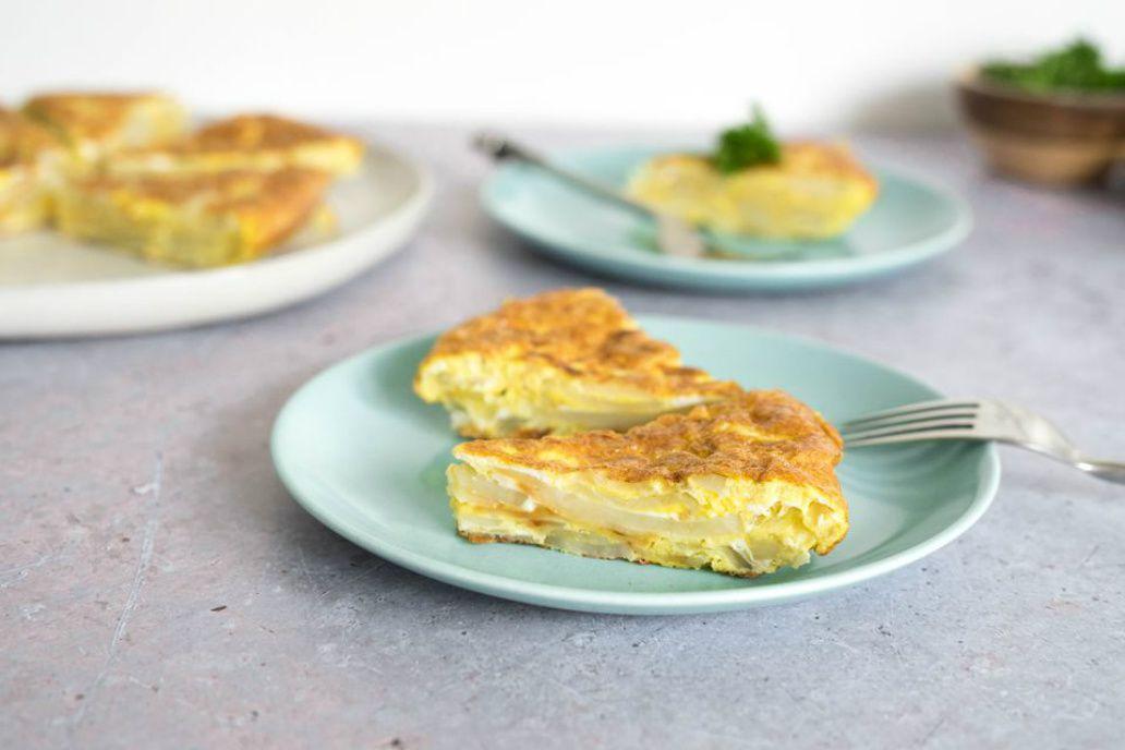 Spanish omelet
