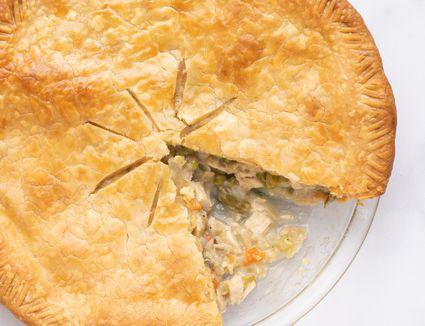 turkey pit pie